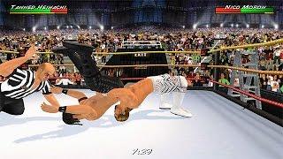 Wrestling Revolution 3D videosu