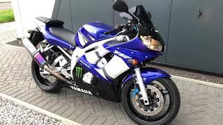 10. 2002 Yamaha YZF-R6