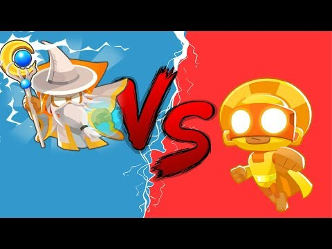 Bloons TD Science - ARCHMAGE VS SUN AVATAR!