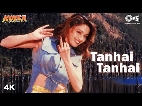 Tanhai Tanhai   Madhuri Dixit   Shahrukh Khan   Udit Narayan   Alka Yagnik   Koyla   90's song