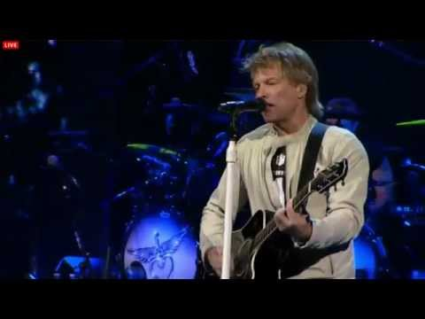 Bon Jovi - The setlist of this video: You Give Love A Bad Name Raise Your Hands Lost Highway Because We Can That's What the Water Made Me It's My Life Someday I'll Be S...