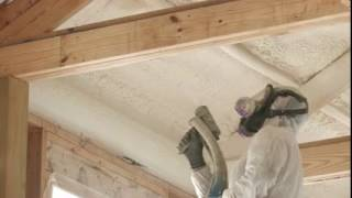 Spray Foam Installation Video