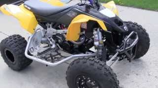 9. DS 450 Built for XC