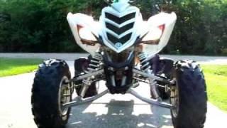 5. 2007 Yamaha Raptor 700R