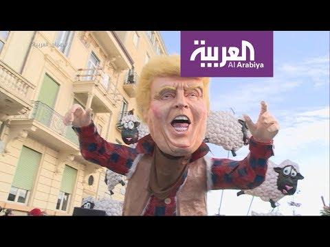 العرب اليوم - شاهد: شباب سعوديون يشاركون في أعرق كرنفال أوروبي