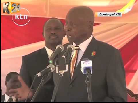 Retired President Daniel arap Moi celebrates his 91st birthday