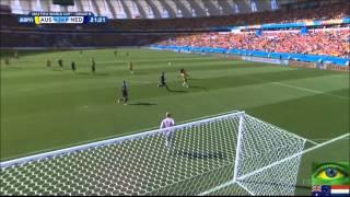 Tim Cahills Treffer gegen die Niederlande (WM 2014)