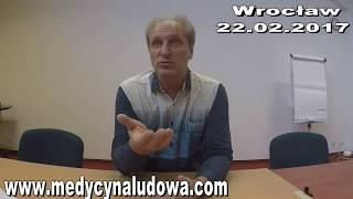 To nie RAK zabija, lecz diagnoza i leczenie! Część 2. Konferencja we Wrocławiu.