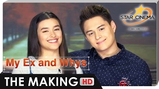 Nonton The Making    My Ex And Whys    Liza Soberano And Enrique Gil Film Subtitle Indonesia Streaming Movie Download