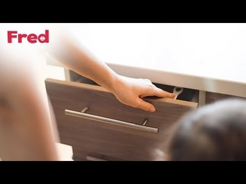 Adhesive Top Drawer Catch You-Can-Fit-It Video