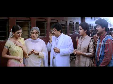 Jeans   Tamil Movie   Scenes   Clips   Comedy   Songs   Aishwarya's dual act starts