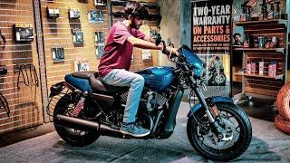 4. 2018 Harley Davidson Street Rod 750