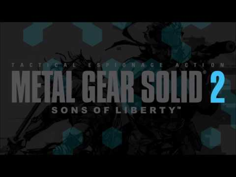 Metal Gear Solid 2 Sons of Liberty OST 'Maintenance'