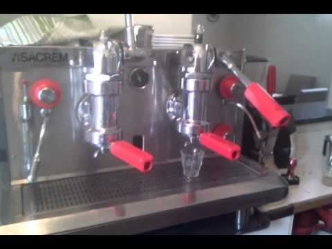 Gaggia Visacrem 2 Group Lever