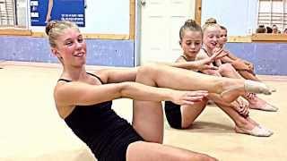 世界一キレイな体幹トレーニング?