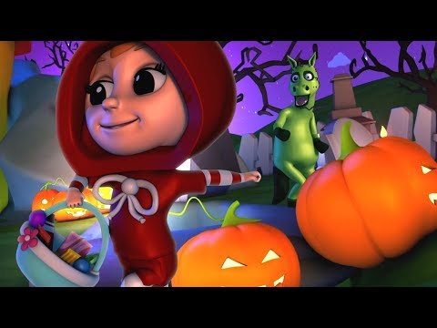 satu zombie kecil | Selamat Halloween | One Little Zombie | Baby Box Indonesia| In English