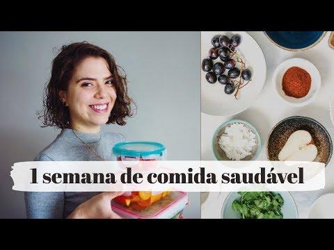 Nutricionista - PREPARANDO O CARDÁPIO DA SEMANA - Parte 2  MARINA MORAIS