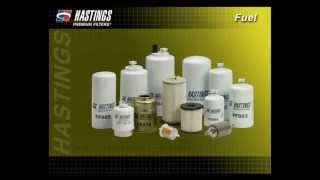 FilterSavvy - Hastings Filters - Fuel Filters 1