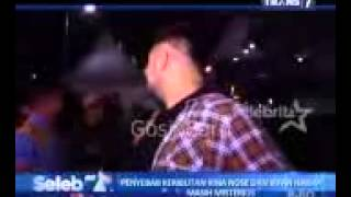 Video Rina Nose & Irfan Hakim saling tampar MP3, 3GP, MP4, WEBM, AVI, FLV Januari 2018