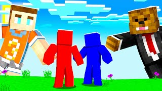 CREATING 100 Clay Soldiers in MINECRAFT