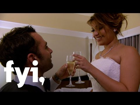 Married At First Sight: The Couples Spend Their First Night Alone Together (s4, E3) | Fyi