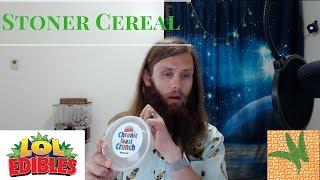 Marijuana Edible Review: LOL Edibles Chronic Toast Crunch 400 mg by  Weeats Reviews