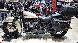 9. 2018 New Harley Davidson Heritage Classic