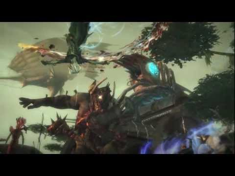 Guild Wars 2 GamesCom Trailer