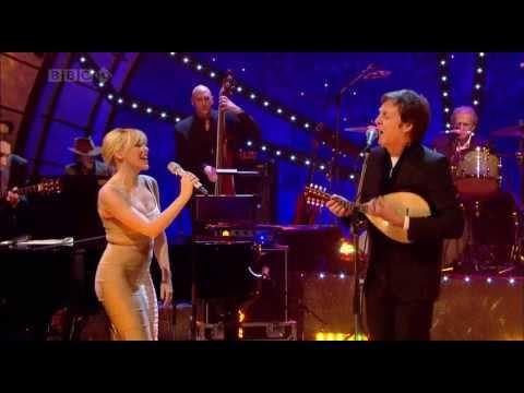 Kylie Minogue & Paul McCartney - Dance Tonight (Jools Annual Hootenanny 2007)