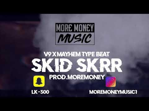 V9 - Next Up Part 2 [Official Instrumental]  - Skid Skrr (Prod. MoreMoney)