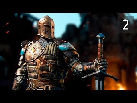 Прохождение For Honor — Часть 2: Легион Черного камня