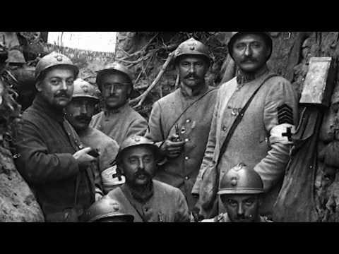 Centenaire de la guerre 14/18 à Paris