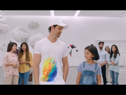 Video Hrithik Roshan Best TVC  Advertising collection download in MP3, 3GP, MP4, WEBM, AVI, FLV January 2017