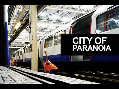 City Of Paranoia 2011 Full Graffiti Movie