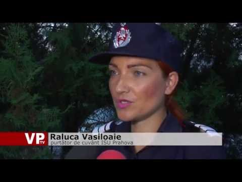 Incendiu devastator la Floreşti