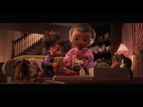 FROM OUR FAMILY TO YOURS | Disney Christmas Advert 2020 | Official DisneyJuniorUK