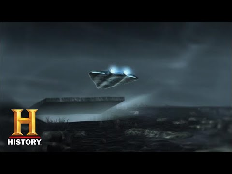 Ancient Aliens: SECRET UNDERWATER ALIEN BASE FOUND (Season 6)   History