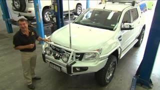 arb ARB Ford Ranger Buildup