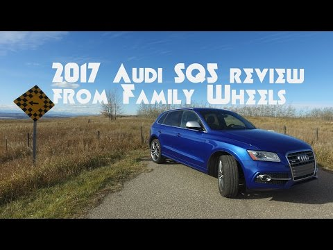 2017 Audi SQ5 review from Family Wheels
