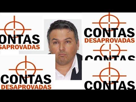 Vereadores de Juquitiba x Contas reprovadas do  Ex Prefeito Francisco Junior