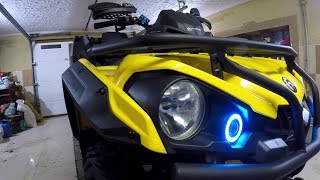 6. Can Am Outlander 570 Accessories