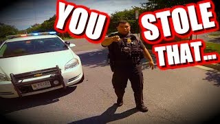 Video PULLED OVER by THE COOLEST COP EVER!!! #3 MP3, 3GP, MP4, WEBM, AVI, FLV November 2017