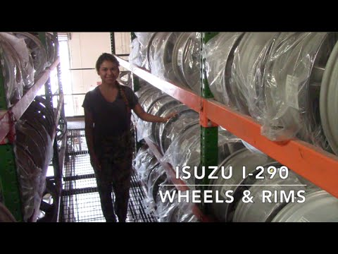 Factory Original Isuzu I-290 Wheels & Isuzu I-290 Rims – OriginalWheels.com