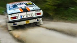 Admont Austria  city images : Austrian Rallye Legends 2016: Shakedown