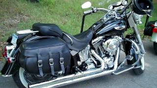 6. 2005 Harley Davidson Soft Tail Deluxe