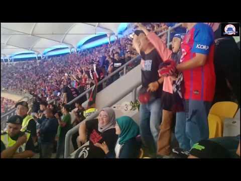 Goal highlight JDT 3-0 KEDAH. Final Malaysia Cup.