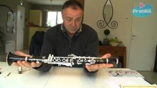 Comment monter une clarinette ?