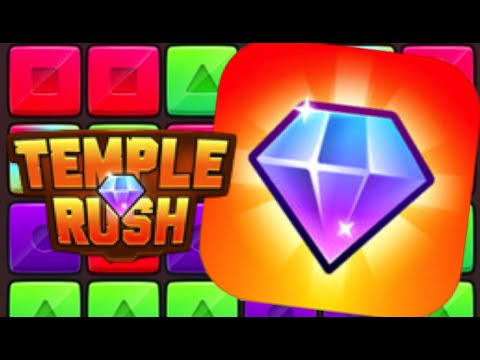 TEMPLE RUSH | Multiplayer VS Puzzle Game | iOS