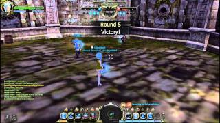 Breaking in my sharpshooter for the first time... :D Dragon Nest PvP Sharpshooter Sniper Artillery Ladder Dragon Nest PvP...
