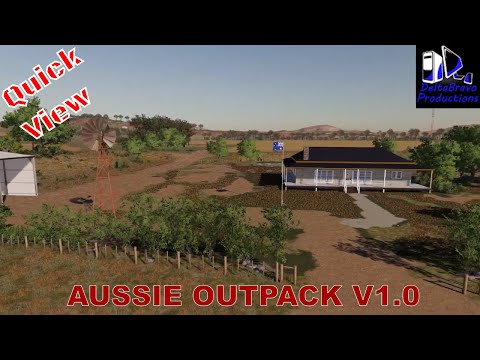 Aussie Outpack v1.0